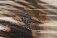 365-88 ( estatik ) Tags: uk blur pencils wednesday studio moving britain derwent great made gb colored 365 gt feb 88 cumberland icm rexel 10216 21016 36588 intentionalcameramovement february102016