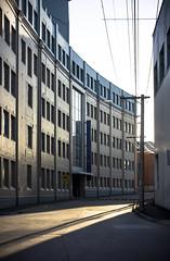 ex-Kodak factory (thoughtfactory) Tags: urban architecture digital imac melbourne handheld 7pm abbotsford phototrip leicasummicron35mmf20asph garysauerthompson novoflexadaptor photowalkwiths2art lightroom5 sonynex7