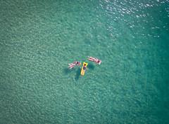 Jervis Bay - Lounging Around (Anthony Clark) Tags: beach water bay australia aerial phantom jervis drone phantom3 dji
