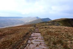 Brecon Peaks (Jen Ma) Tags: brecon beacons mountain waterfall south wales fanybig powys nikon dslr countryside walk hike welsh uk britain peak