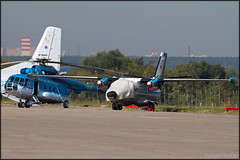 Let L-410 Turbolet (Pavel Vanka) Tags: plane airplane russia moscow spot airshow planes hip let spotting turboprop mil maks mi8 lii passengerplane l410 turbolet ramenskoe zhukovskiy russianairforce