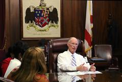 03-08-16 Prison Reform discussion with Women's Caucus