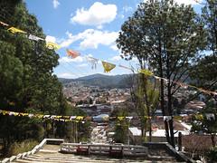 """San Cristóbal de las Casas: vue depuis la Colline San Cristóbal <a style=""""margin-left:10px; font-size:0.8em;"""" href=""""http://www.flickr.com/photos/127723101@N04/25287041289/"""" target=""""_blank"""">@flickr</a>"""
