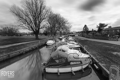 beccles suffolk boats-5812-Edit-2.jpg (Bob Foyers) Tags: longexposure water river boats suffolk beccles 1740mml canon6d dogwood52 dogwoodweek12 ndfillter10stop