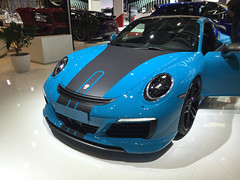 Press Day for Geneva Motor Show 2016 (mmmm's) Tags: geneva voiture racing prototype motorshow salondelauto