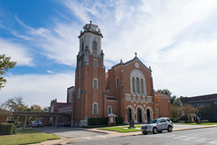 Immaculate Conception, Brenham