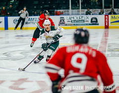 Everett Silvertips vs. Portland Winterhawks (Dave Sizer) Tags: hockey portland everett winterhawks whl silvertips