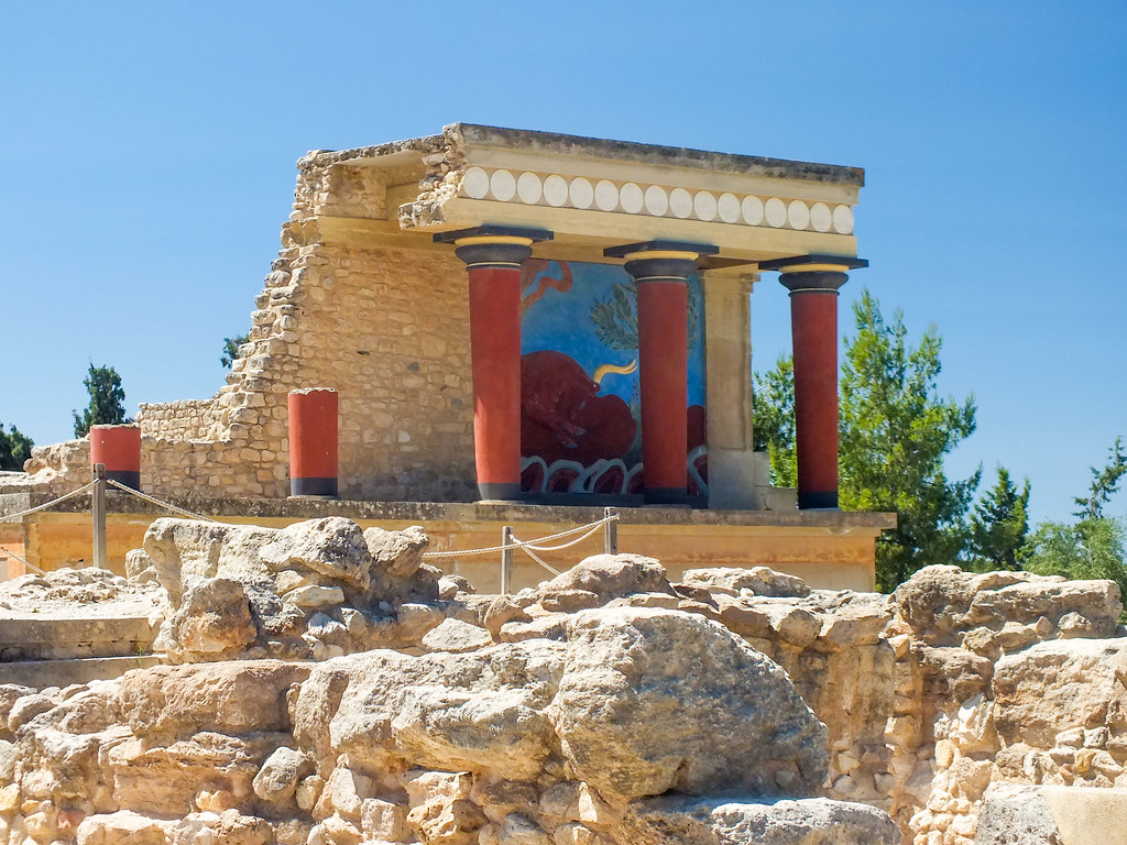 greek mythology and b knossos c The minotaur is a mystical creature in the greek mythology the story is set in a period around 13 century bc the word minotaur literally means 'the bull of.