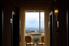 Una finestra sul mondo (f.pignatelli) Tags: italy home window canon landscape finestra 1855 corridoio bellaria 700d