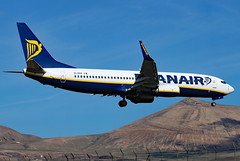 EI-EKP (GH@BHD) Tags: aircraft aviation ace lanzarote boeing ryanair fr airliner 737 arrecife b737 gcrr 737800 ryr arrecifeairport eiekp