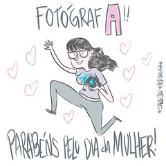 dia da mulher 2016 (Saulo Cruz) Tags: nerd girl girlfriend geek namorada fotografia fotgrafa gatinha profissional diadamulher fototiras