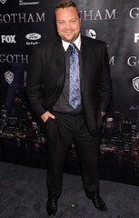 Drew Powell - black loafers (TBTAOTW2011) Tags: bear man black leather daddy shoe shoes dad beefy tie suit belly mature loafers loafer
