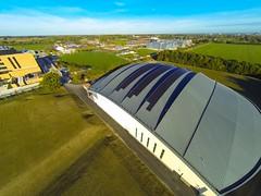 Cambridge Sports Centre (C) Ecolution
