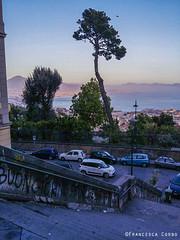 (atrialbyfire) Tags: italy nature italia napoli naples salita gradini vomero chiaia petraio