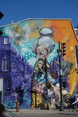 Montreal April 2016 (Jan1ce) Tags: urban canada graffiti quebec montreal