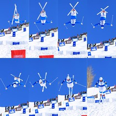 Dual Moguls Gold Medal Run (Native5280) Tags: mountains canon outdoors freestyle colorado skiing goldmedal steamboatsprings moguls 100400 70d freestyleski steamboatresort coloradonative coloradotography