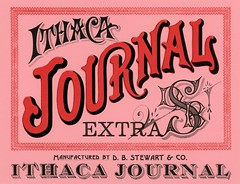 Ithaca Journal Extra Cigar Box Label (Alan Mays) Tags: old pink red ny newyork black vintage ads paper advertising typography antique newspapers journal ephemera stewart extras type labels cigars ithaca advertisements fonts printed borders initials companies dbs typefaces manufacturers cigarboxes monograms cigarlabels ithacajournal cigarboxlabels dbstewart ithacajournalextra dbstewartco