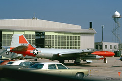 USAF, Martin B-57E Canberra (Ron Monroe) Tags: canberra bomber usaf unitedstatesairforce b57 54253 martinaircraft tyndalafb williamtell1972