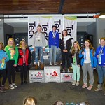 Red Mountain U14 Provincials - Girls' Podium
