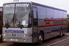 HUTCHISON, OVERTOWN L10BUS (bobbyblack51) Tags: volvo all transport 1996 hutchison types vanhool alizee overtown southwaite b10m of l10bus