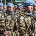 THE 2016 EASTER SUNDAY PARADE  ON THE 100th. ANNIVERSARY OF THE 1916 RISING [IRISH ARMY HAS BEEN DEPLOYED ON MANY UN PEACEKEEPING MISSIONS SINCE 1958]-113053