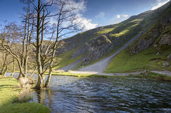 Dovedale Walk (John__Hull) Tags: morning trees nature water grass river landscape countryside early spring nikon view path district derbyshire peakdistrict sigma peak hills filter nd scree 1020mm graduated dovedale ilam d3200