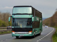 Photo of F3 PBS - Setra S431DT / CH9/7Ct - Romsey Coaches Ltd - t/a Phoenix Bussing Services UK, Romsey, Hampshire.