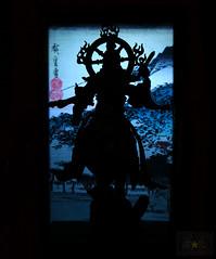Komokuten Shadow (Raichu 08) Tags: kaiyodo okimono takayuki takeya revoltech jizai
