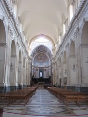 Inside the Duomo (jlarsen2006) Tags: italy europe cathedral di sicily piazza duomo catania cattedrale santagata