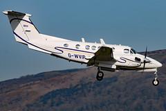 G-WVIP_01 (GH@BHD) Tags: corporate aircraft aviation beechcraft executive beech turboprop kingair bizjet egac superkingair bhd kingair200 belfastcityairport gwvip capitaltradingaviation
