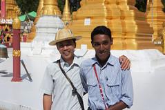 Sai and Min (Michael Chow (HK)) Tags: burma myanmar mm shan kalaw myanmarburma