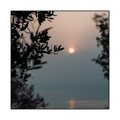 Coucher de soleil (Pierre_Bn) Tags: italy sun soleil italia fuji italie olivier venetie sirmione lagodigarda lacdegarde xpro1