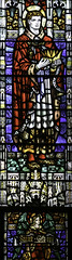 St George (Lawrence OP) Tags: england church saint george saints stainedglass martyr episcopal patron stalbans
