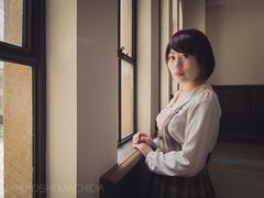 nostalgism -11- (HIROSHI MACHIDA) Tags: portrait classic japanese kyoto traditional retro  nostalgie japanesegirl  nostalgism
