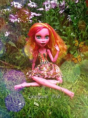 Zen Nature (Linayum) Tags: monster toy toys doll mh mattel juguete mueca linayum monsterhigh gooliopejellington