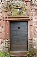 Door 1, Collonges, Corrze, FRANCE (Frederic DIDIER) Tags: door leica old france village medieval correze limousin collonges collongeslarouge qtype116