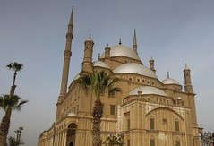Egypt (Cairo) Muhammed Ali Pasha Mosque (ustung) Tags: architecture nikon outdoor egypt mosque ali cairo pasha muhammed