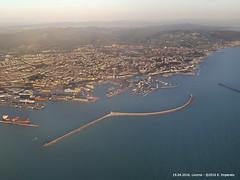 Livorno e il suo porto (Ernesto Imperato) Tags: italien italy italia samsung edge tuscany toscana livorno s6