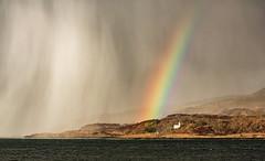 Hailstorm over St Columbas Church, Sound of Mull (David Jones 2) Tags: scotland sound outer mull barra hebrides stcolumbaschurchdriminscotlandsoundofmull