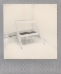 Small steps (benjaflynn) Tags: blackandwhite bw stilllife white house abandoned film home monochrome farmhouse analog rural vintage silver polaroid sx70 illinois blurry bright antique interior empty exploring gray blurred dirty minimal retro indoors step abandonedhouse vacant overexposed inside ladder shaky stool expired instantcamera pola booster rubble trespassing ruined bigrock washedout countryhouse expiredfilm roid deteriorating polaroidsx70 stepstool instantfilm thecountry scannedfilm primelens polaroidweek insta polalove rurality fixedfocallength roidweek epsonperfectionv500 landcamerasx70 theimpossibleproject impossiblefilm silverframeedition exp0514 roidweek2016 polaroid116mmf8lens polaroidweek2016 bwsx70silverframe
