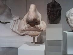 Mouthpiece (failing_angel) Tags: usa newyork mouth nose manhattan 5thavenue marble metropolitanmuseumofart antonine 290515