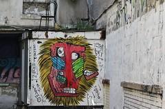 Bault + Tetar_1280 rue Carrire Mainguet Paris 11 (meuh1246) Tags: streetart paris paris11 tetar bault ruecarriremainguet