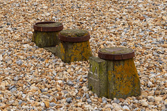 Eastbourne D5150149 (tony.rummery) Tags: sea england stilllife seascape beach unitedkingdom shingle olympus eastbourne gb southcoast groyne omd breakwater em10 mft microfourthirds