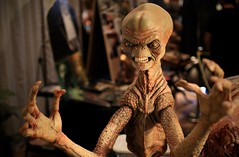 IMG_2801 (gbw6700) Tags: monster werewolf starwars zombie alien makeup batman horror bobafett demon devil thething sculpting phantasm prosthetics