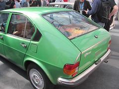 1979 Alfasud Fließheck 5T Heck (Joachim_Hofmann) Tags: alfa romeo alfaromeo auto kraftfahrzeug kfz italisenischesauto italienischesfahrzeug alfisti