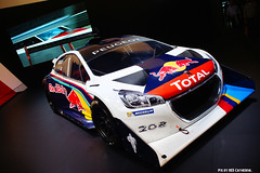 """Peugeot 208 T16 """"Pikes Peak"""" (Red Cathedral uses albums) Tags: brussels car racecar sony gti alpha brussel autosalon supercar peugeot pikespeak carshow sportscar motorshow spoiler 208 t16 redcathedral dreamcar a850 eventcoverage sonyalpha aztektv salonautomotobruxelles peugeot208t16"""