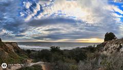 Elwood Bluffs Sunset. (zwarburg) Tags: sunset sunsets hdr goleta hdrsunset elwoodbluffs