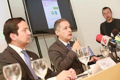 Rueda de prensa lanzamiento  Calidad Celular (Ministerio TIC Colombia) Tags: voz datos mintic calidadcelular ministrotic