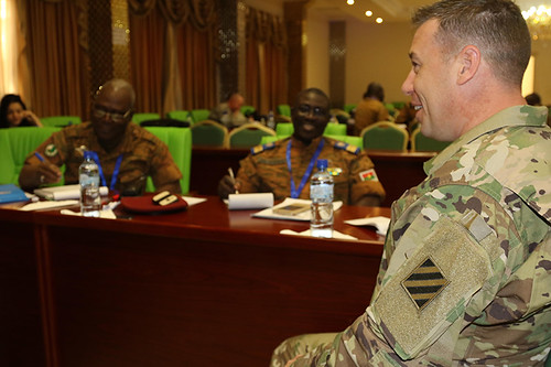 Western Accord 2016 planning event lays foundation for May exercise