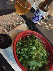 Middag 5/2 (Atomeyes) Tags: ringen sashimi mat lax kimchi soja l gg nudlar lk majonns
